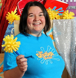 Carly Miller The Creation Station Franchise Owner