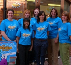 Another 6 Mums training to run their own Creation Station franchise