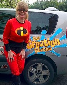 Sarah Cressall Founder Of Creation Station