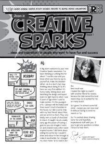 Creative Sparks